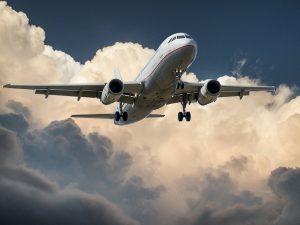 Lagarda Internacional. Agencia de transporte. Transporte aéreo.